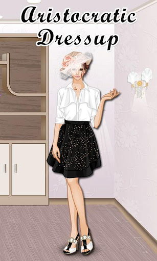 Aristocratic Dressup: Paris