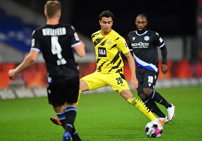 Borussia Dortmund mist youngster tegen Club Brugge