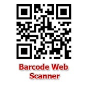 Barcode Web Scanner