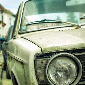 Oldie by Ricardo Rocha - Transportation Automobiles ( car, d200, 50mm, lisbon, nikon,  )