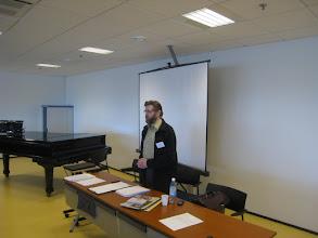 Photo: Saaremaa suguvõsade uurijad 17.04.2010