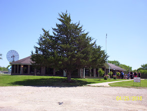 Photo: Clubhouse in Willis