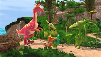 Elmer Elasmosaurus/Dinosaur Block Party
