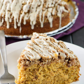 Sweet Potato Coffee Cake