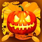 Halloween Coin Party Pumpkin icon