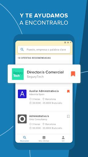 InfoJobs - Job Search screenshot 1