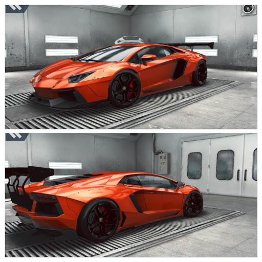 【Need For Speed No Limits】Lamborghini Aventador
