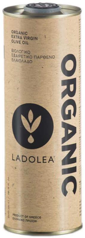 "Ekologisk Extra Virgin Olivolja ""Patrinia"" refill/plåtburk - Ladolea"