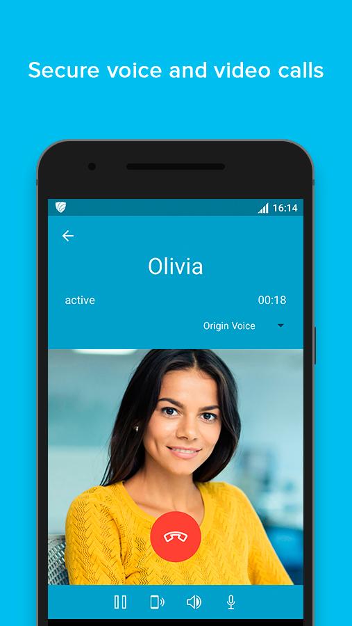 VIPole Secure Messenger screenshot #2