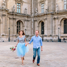 Wedding photographer Federico Guendel (iheartparisfr). Photo of 11.11.2015