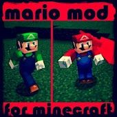 Addon Mario Mod For Minecraft