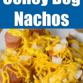 Coney Dog Nachos.