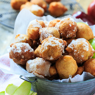 Frisky Apple Fritters