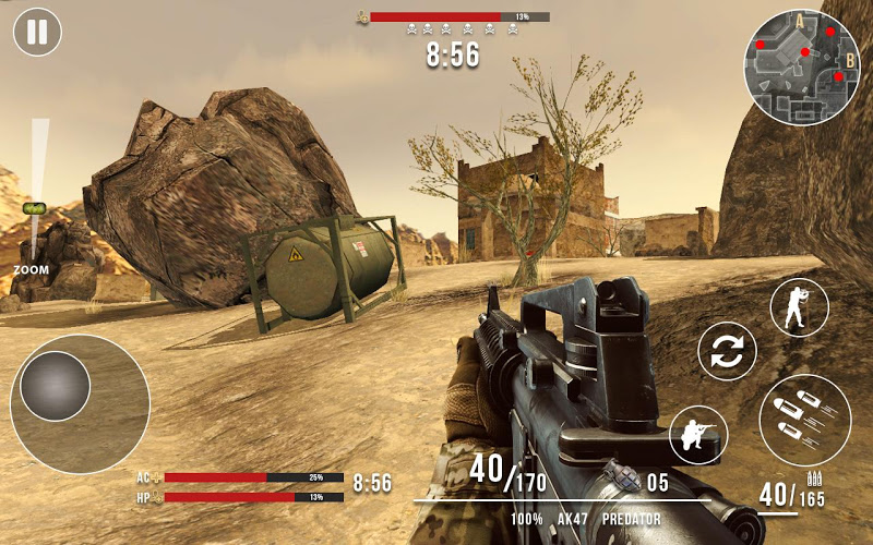 Call of Modern World War: FPS Shooting Game Screenshot 2