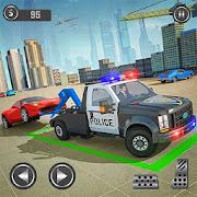 پلیس بغل کامیون رانندگی شبیه ساز
