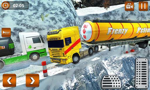Offroad Oil Tanker Truck Transport Driver 1.6 screenshots 3