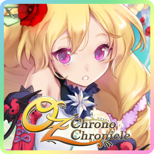 OZ Chrono Chronicle 角色扮演 App LOGO-APP試玩