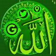 Allah Launcher Theme icon