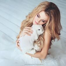 Wedding photographer Anastasiya Koneva (kozulka). Photo of 08.02.2016