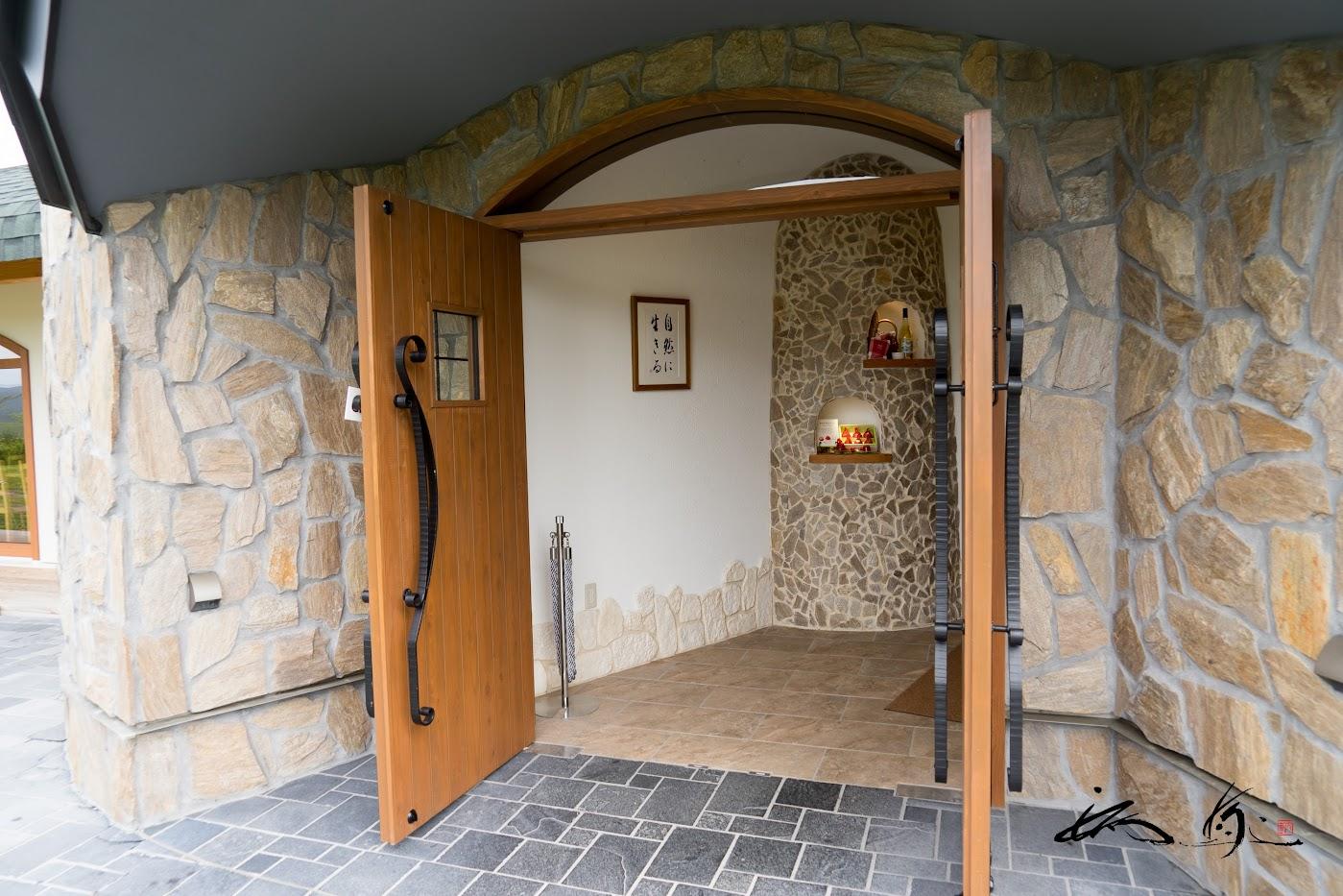 素敵な玄関