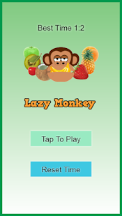 Lazy Monkey- screenshot thumbnail