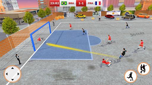 Futsal Championship 2020 - Street Soccer League 1.6 screenshots 2
