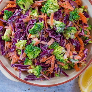 Healthy Broccoli Slaw Recipes.