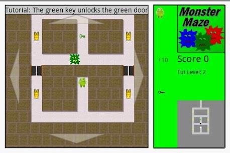 Monster Maze 1
