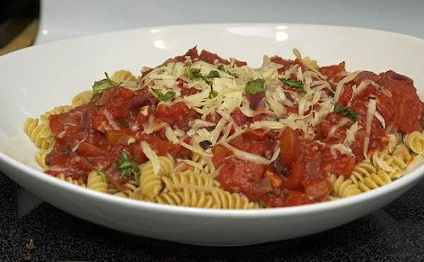 Tomato Beer Sauce Recipe