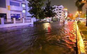 Lưu ý đến tình trạng ngập lụt tại vị trí định thuê
