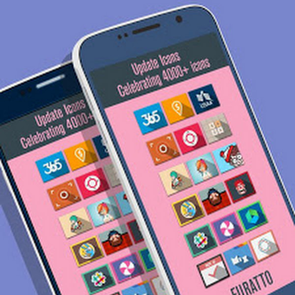 Furatto Icon Pack v1.8.5