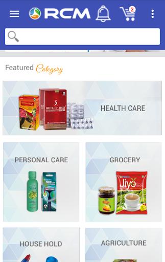 rcm business official app screenshot 2