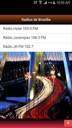 Rádios De Brasilia