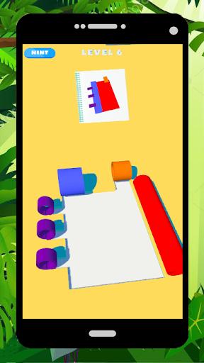 Color Roll 3D Games cheat hacks