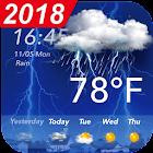 Pronóstico meteorológico local icon