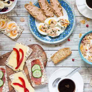 Swedish Breakfast – Breakfast Around the World #2 Recipe