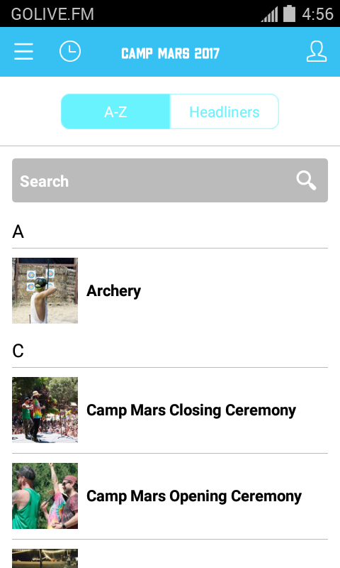 Camp Mars- screenshot