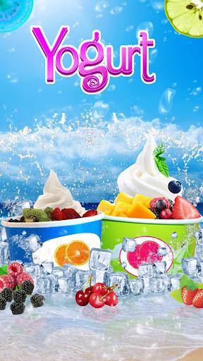 Frozen Yogurt Shake Maker