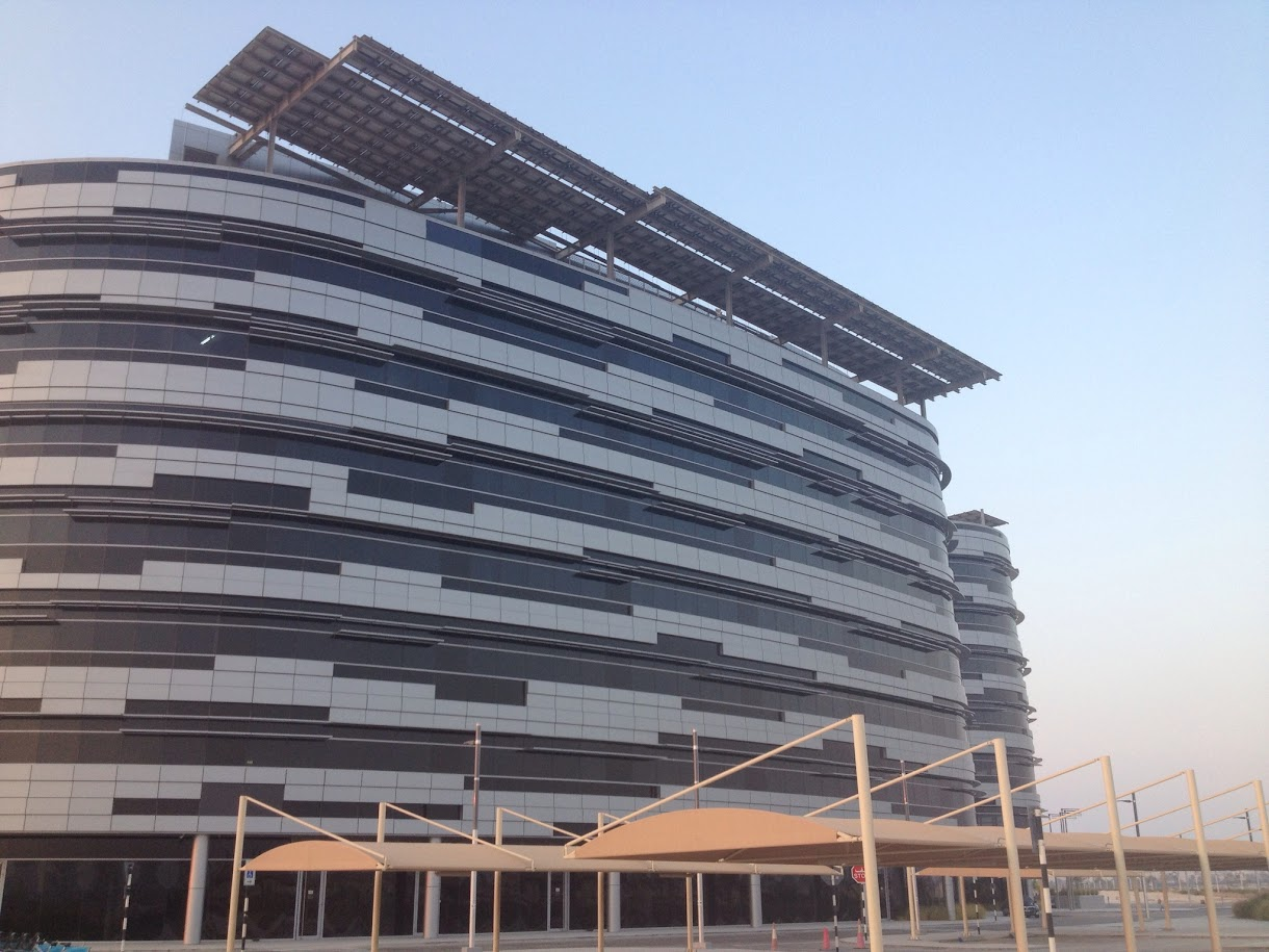 IRENA headquarters, Masdar City, Abu Dhabi, UAE