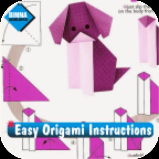 easy origami cactus plant   Origami easy, Origami diagrams, Kids ...   512x512
