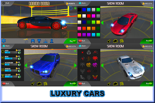 Racing Goals 9.3 screenshots 2