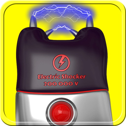 Electric stun gun - simulator Icon