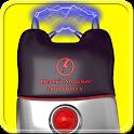 Electric stun gun - simulator icon