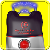 Electric stun gun - simulator