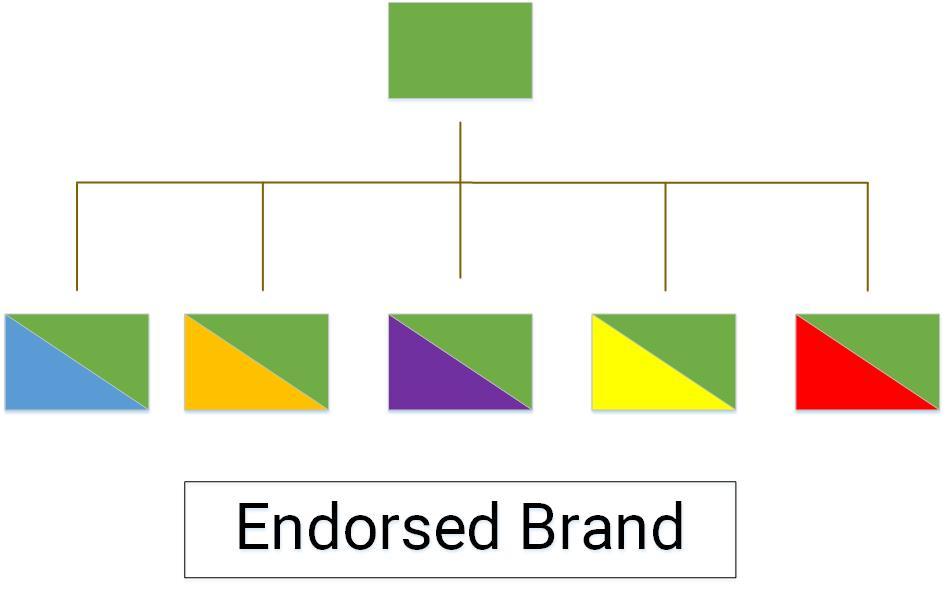 mô hình kiến trúc thương hiệu
