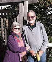 Kathy Myers Krogh and Douglas Myers photo