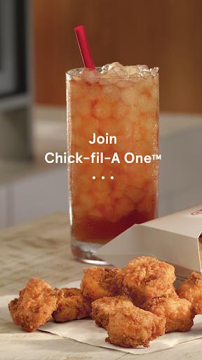 Chick fil A screenshot 1