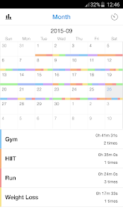Interval Timer - HIIT Training- screenshot thumbnail