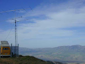 Photo: VHF Contest  Pocatello Idaho  KØIP