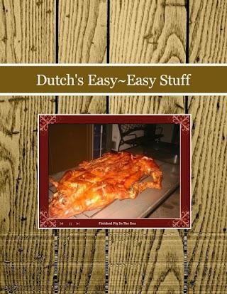 Dutch's Easy~Easy Stuff
